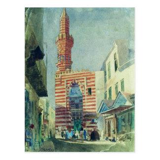 Cartão Postal O Cairo por Konstantin Makovsky