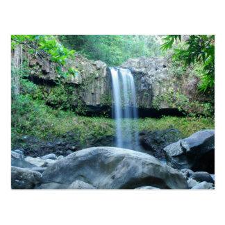 Cartão Postal O gêmeo cai Maui