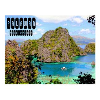 Cartão Postal Palawan