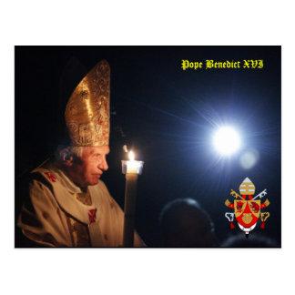 Cartão Postal Papa Benedict XVI