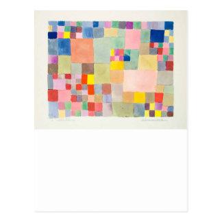 "Cartão Postal ""Paul Klee""の優良製品"