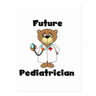 Cartão Postal Pediatra futuro
