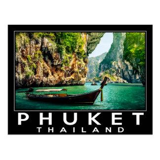 Cartão Postal Phuket Tailândia