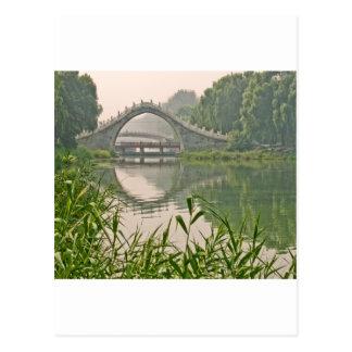 Cartão Postal Ponte de Xiuyi