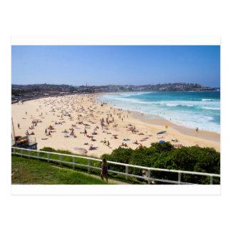 Cartão Postal Praia de Bondi, Sydney, Austrália