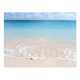 Cartão Postal Praia do cotovelo, Bermuda