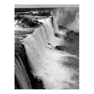 Cartão Postal Quedas de Iguasu