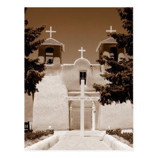 Cartão Postal Ranchos de Taos