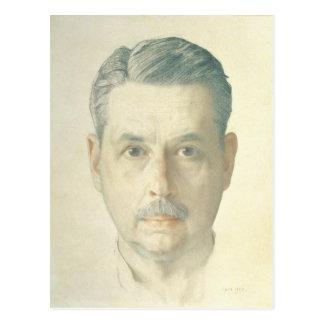 Cartão Postal Retrato de auto, 1921