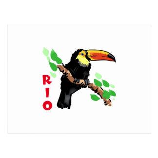 Cartão Postal Rio