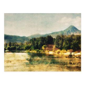 Cartão Postal Rio de Wenatchee