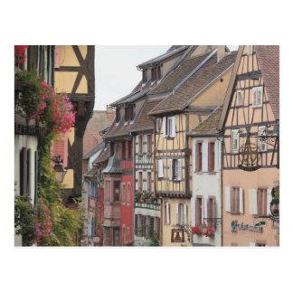Cartão Postal Riquewihr, Alsácia, France
