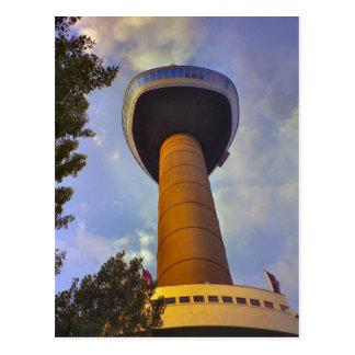 Cartão Postal Rotterdam, Euromast
