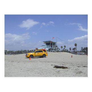 Cartão Postal Santa Monica