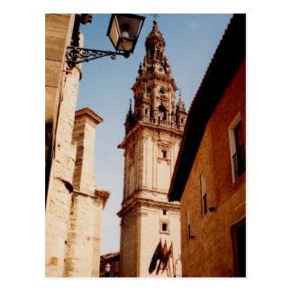 Cartão Postal Santo Domingo de la Calzada
