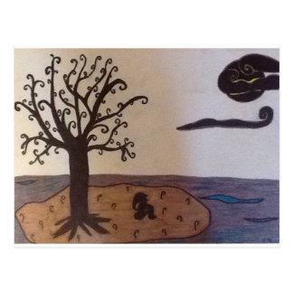 Cartão Postal Serenidade