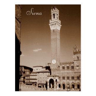 Cartão Postal Siena