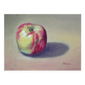 Cartão Postal Sobremesa Apple