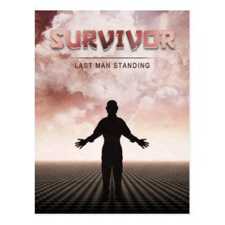 Cartão Postal Sobrevivente