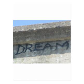 Cartão Postal Sonho