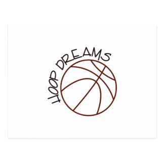 Cartão Postal Sonhos da aro