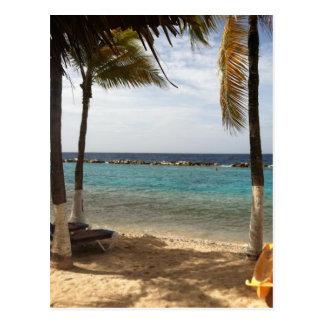 Cartão Postal Sonhos da ilha
