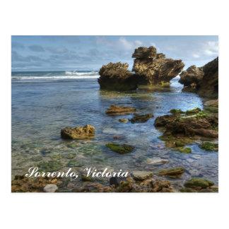 Cartão Postal Sorrento, Victoria, Austrália