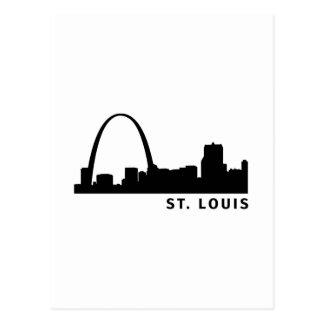 Cartão Postal St Louis