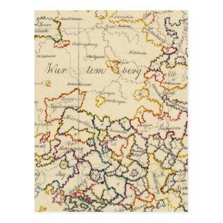 Cartão Postal Swabia