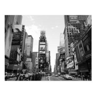 Cartão Postal Times Square