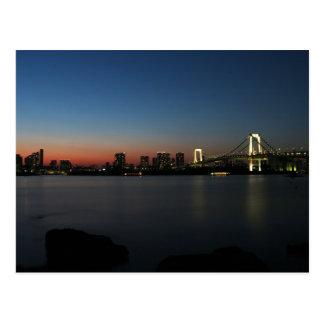 Cartão Postal Tokyo