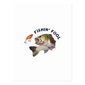 CARTÃO POSTAL TOLO DE FISHIN