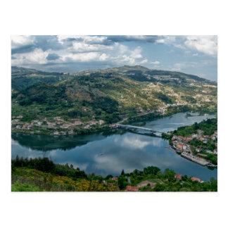 Cartão Postal Vale de Douro