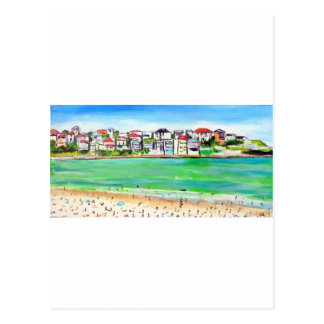 Cartão Postal Verão de Bondi