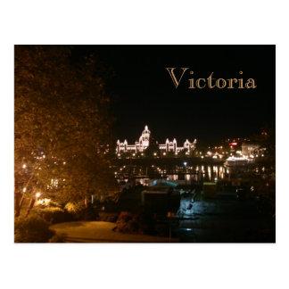 Cartão Postal Victoria