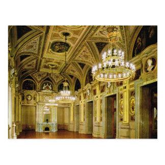 Cartão Postal Vintage Áustria, Wien, teatro da ópera