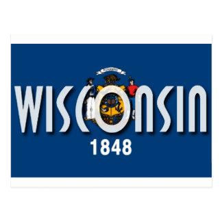 Cartão Postal Wisconsin