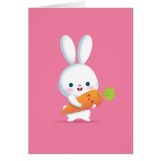 Cartão Pouco Buuny Notecard