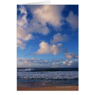 Cartão Praia