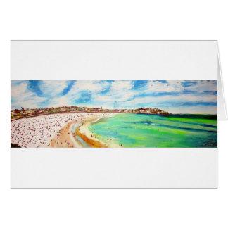 Cartão Praia de Bondi