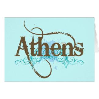 Cartão Presente de Atenas