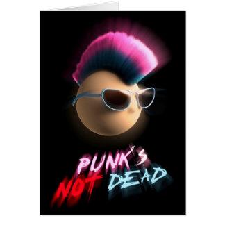Cartão Punk nao inoperante