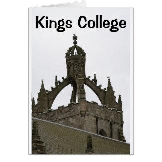Cartão Reis Faculdade