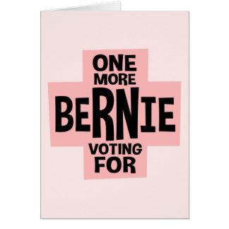 Cartão RN para Bernie