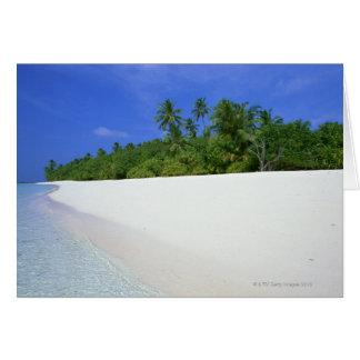 Cartão Sandy Beach 11