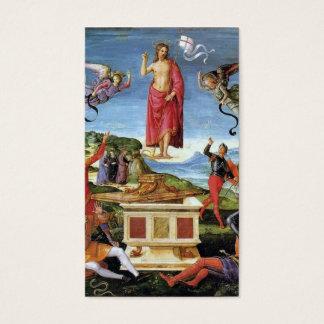 Cartão santamente: Ressurreição de Kinnaird