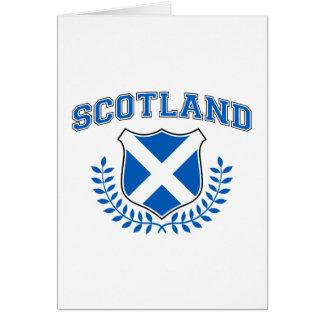 Cartão Scotland