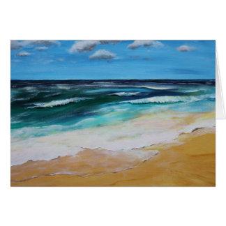 Cartão Seascape