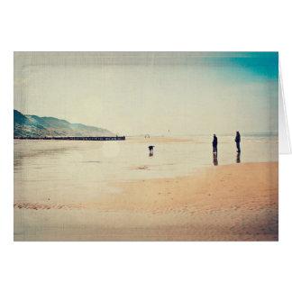 Cartão Seascapes de Overstrand.