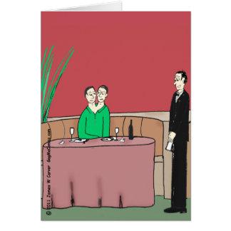 """Cartão """"Separe verificações """""""